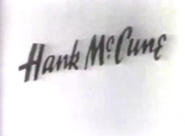 """Hank McCune Hall"""