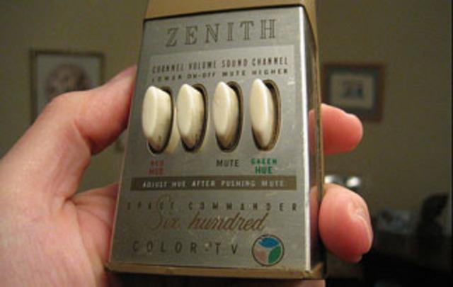 "Zenith introduces the ""Lazy Boy"""