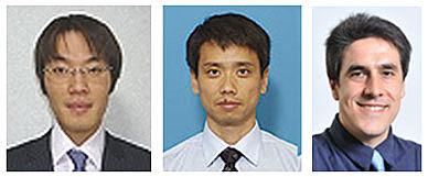 Есиаки Сугимото, Масаюки Абэ и Оскар Кустанце