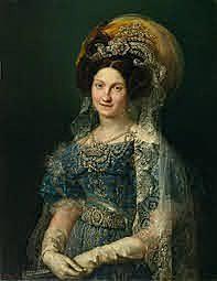 Inicio regencia de María Cristina y de la primera guerra carlista.