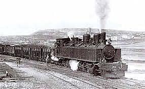 Ley de Ferrocarriles.