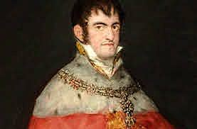 Muerte de Fernando VII.