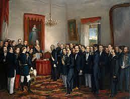 Inicio de la guerra de independencia de Santo Domingo.