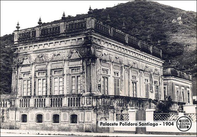 Palacete Polidoro Santiago