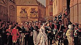 Revolución liberal en el  reinado de Isabel Carlismo y guerra civil. Construcción y  evolución del Estado liberal. timeline