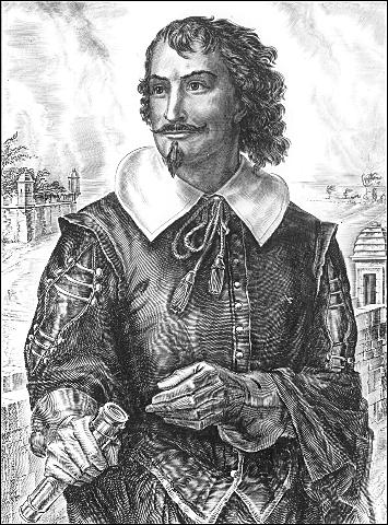 Mort de Samuel de Champlain