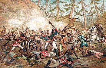 Los insurgentes ganan la batalla del Monte de las Cruces
