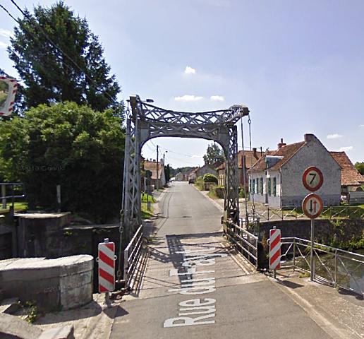 Pont-levis Ecluse 8, Beloeil