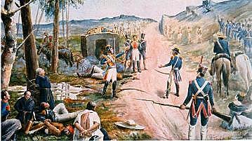 Los Jefes Insurgentes son capturados en Acatita de Bajàn