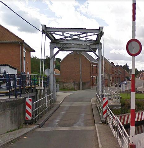 Pont-levis Ecluse 10, Beloeil