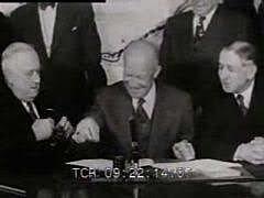 signing of wiley-dander seaway act