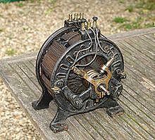 Peter Barlow | Premier moteur électrique rotatif