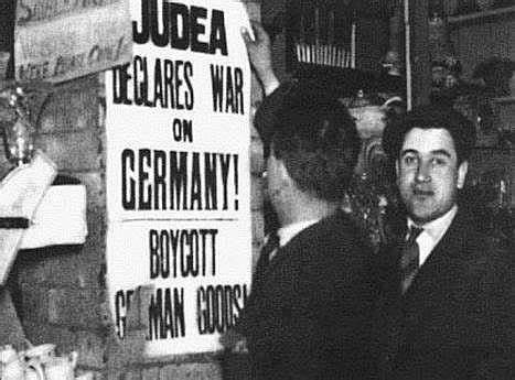 boycott against Germany