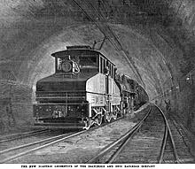 Werner von Siemens | Premier train à traction électrique