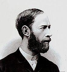 Heinrich Rudolf Hertz  | Ondes hertziennes