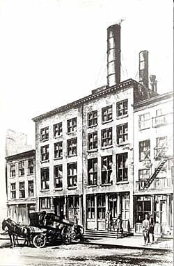 Thomas Edison | Première centrale électrique du monde
