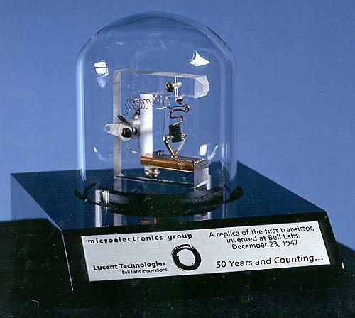 John Bardeen | Invention du transistor