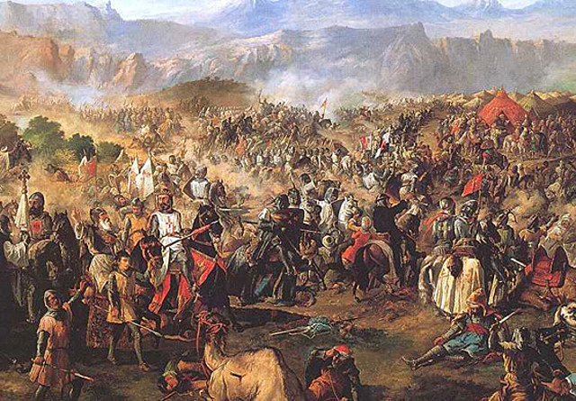La Batalla de Cañada de Los Naranjos