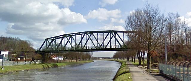 Pont de Blaton, Bernissart