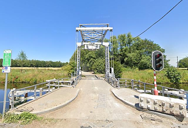 Pont-levis Trieu Planquart, Estaimpuis