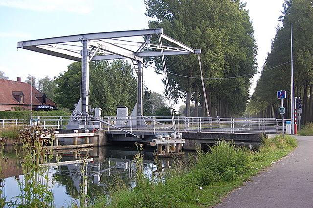 Pont Mauroy, Estaimpuis