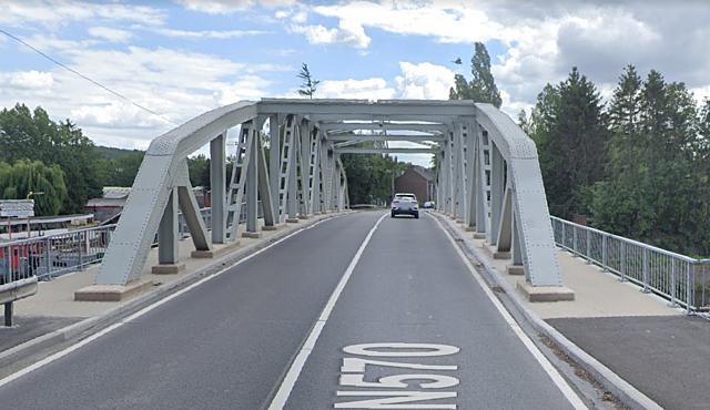 Pont de Pont de Loup, Farciennes