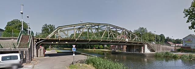 Pont Capitte, La Louvière