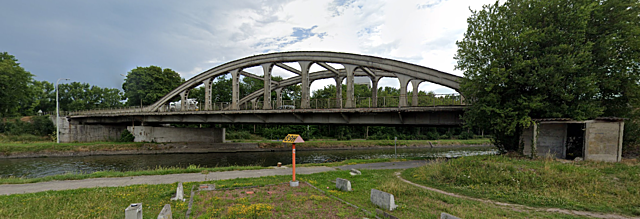 Pont du Belvédère, Mons