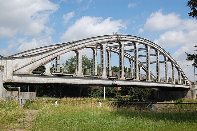 Pont Busteau, Mons