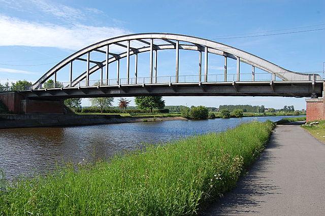 Pont de Warcoing, Pecq