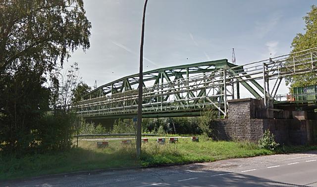 Pont Tertre Canal, St Ghislain