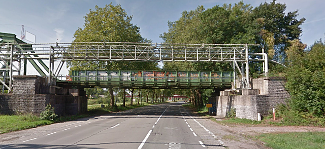 Pont de l'Avocat, St Ghislain