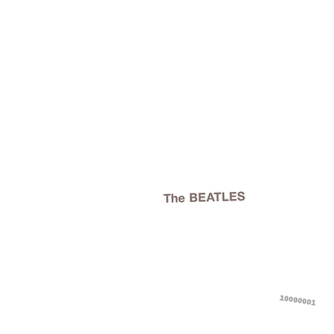 Студийный альбом The Beatles