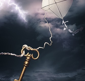 The Invention of the lightening Rod