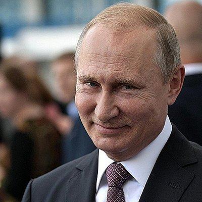 Правление Путина timeline