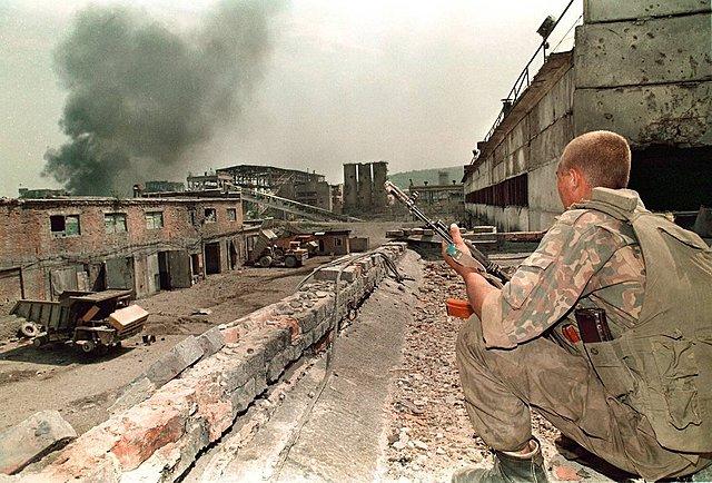 Начало Второй Чеченской Войны
