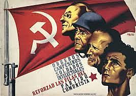 Obreros, campesinos, soldados, intelectuales, reforzad las filas del partido comunista