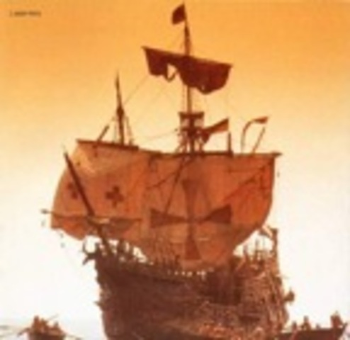 Christopher Columbus Sailed the Ocean and Founded the Americas.