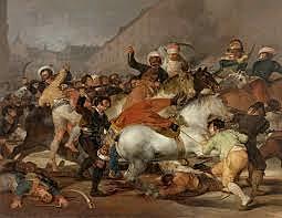 Las últimas tropas francesas abandonan España. Fin de la guerra de la Independencia.