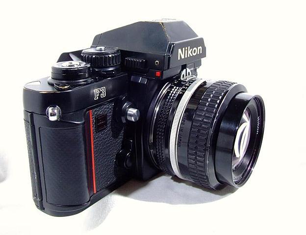 Nikon F-3