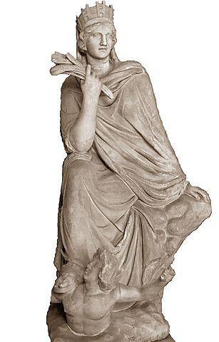 GRECIA. Tiké de Antioquía