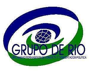 Creación del Grupo de Río