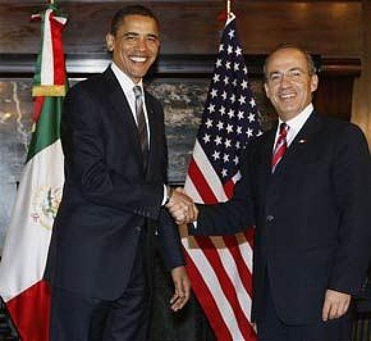 Visita de Barack Obama a México