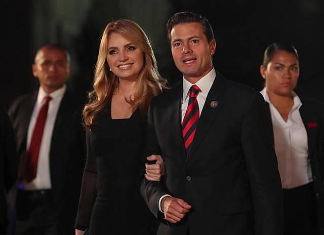 Quinta gira internacional del presidente Peña Nieto