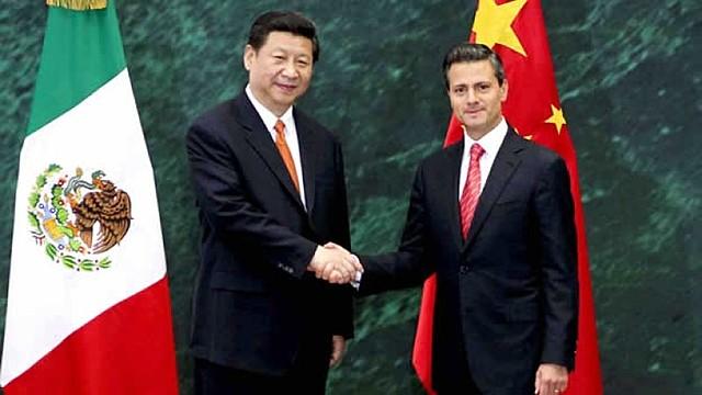 Visita del presidente de China