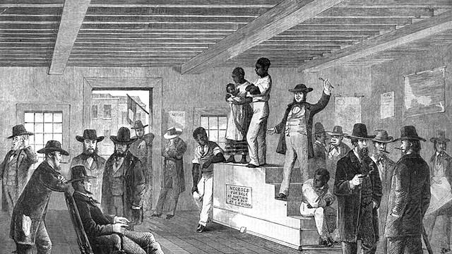 """Voluntary"" Slaves"