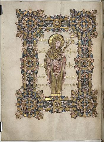 The Benedictional of St. Athelwold