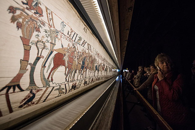 Bayeux Tapestry/ Embroidery