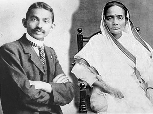 Gandhi Marries Kasturbai Makhanji in an Arranged Marriage