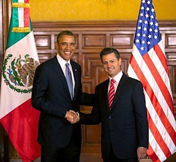 Visita del presidente Barak Obama